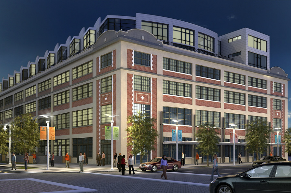 FMC and Associates Foundry Lofts ( The Yards)